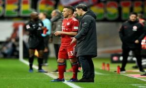 Тренер Баварії незадоволений гравцем за критику на свою адресу