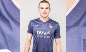 Михайліченко забив гол у дебютному матчі за Андерлехт