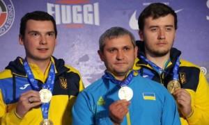 Коростильов здобув золоту медаль на чемпіонаті Європи
