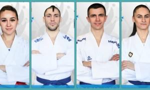Українці завоювали три золота на турнірі з карате