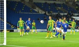 Брайтон - Вест Бромвіч 1:1. Огляд матчу