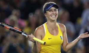 Світоліна заявилася на US Open