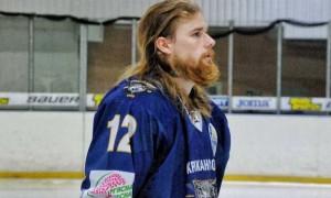 Шведський нападник Крижаних Вовків: Приємно почати сезон з домашньої перемоги