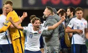 Північна Ірландія - Словаччина 1:2. Огляд матчу