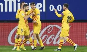 Барселона без проблем перемогла Осасуну в 26 турі Ла-Ліги