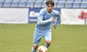 Сухоцький допоміг Словану здобути розгромну перемогу у чемпіонаті Словаччини