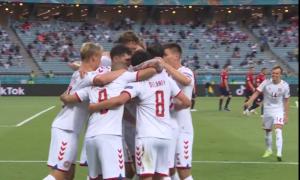 Данія обіграла Чехію та вийшла у півфінал Євро-2020