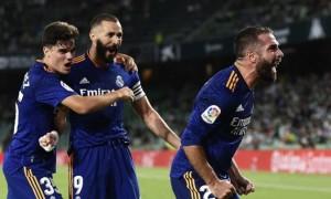 Реал на виїзді здолав Бетіс у 3 турі Ла-Ліги