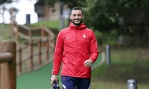 Капітан збірної Франції оцінив матч проти України
