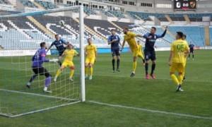 Чорноморець - Прикарпаття 3:0. Огляд матчу