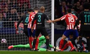 Атлетіко - Ліверпуль 1:0. Огляд матчу
