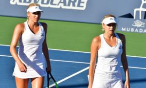 Сестри Кіченок стартували з перемоги на турнірі у Сан-Хосе