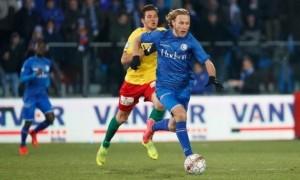 Безус - найкращий гравець матчу Остенде - Гент за версією SofaScore