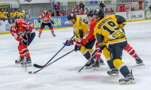 Донбас зазнав нищівної поразки від Білого Барсу у регулярному чемпіонаті