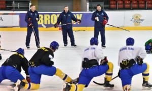Збірна України програла Білорусі на турнірі в Угорщині