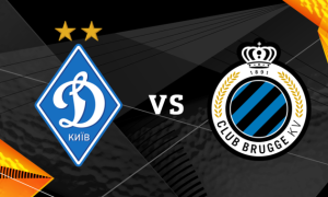 Динамо обрало форму на матч Ліги Європи проти Брюгге
