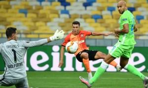 Шахтар розгромив Вольфсбург і вийшов до 1/4 фіналу Ліги Європи