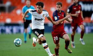Валенсія - Осасуна 2:0. Огляд матчу