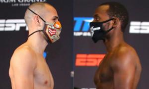 Головний бій вечора боксу Арума зірвався через коронавірус