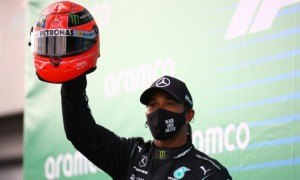 Гамільтон виграв Гран-прі Німеччини та повторив рекорд Шумахера