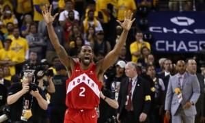 Кавай Леонард  визнаний MVP фіналу НБА