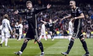 Півзахисник Аякса забив найкрасивіший гол Ліги чемпіонів 2018/19