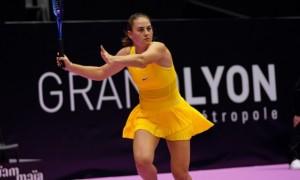 Костюк не змогла пробитися у фінал парного турніру у Ліоні