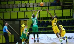Запоріжжя у запеклому матчі переміг Київ-Баскет у Суперлізі