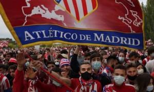 14-річний фанат Атлетіко загинув під час святкування чемпіонства