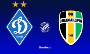 Луческу здивував стартовим складом Динамо на матч проти Олександрії