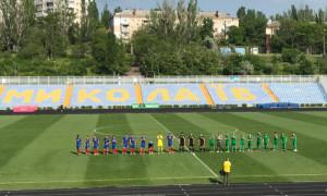 Миколаїв - Нива Тернопіль 4:0. Огляд матчу