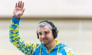 Український стрілець здобув срібло на II Європейських іграх