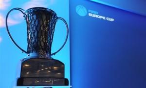 Визначився склад учасників Кубка Європи ФІБА