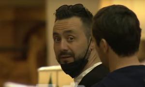 Де Дзербі прилетів у Київ на переговори з Шахтарем