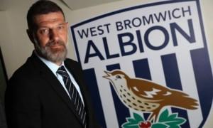 Вест Бромвіч звільнив Билича після нічиї з Манчестер Сіті