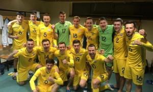 Збірна України знову обіграла Угорщину у товариському матчі
