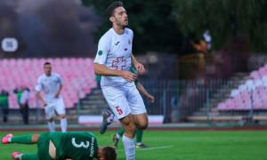Словенський захисник залишив команду Першої ліги