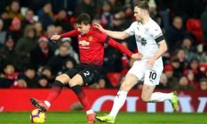 Манчестер Юнайтед переміг Бернлі у 20 турі АПЛ