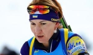 Збірна України фінішувала восьмою у жіночій естафеті на Кубку світу