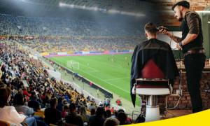 Рух запропонував безкоштовні стрижки під час домашніх матчів клубу