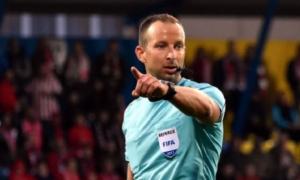 Копенгаген – Динамо: поєдинок розсудить арбітр з Угорщини