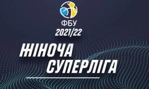 Прометей та Київ-Баскет впевнено лідирують. Результати матчів жіночої Суперліги
