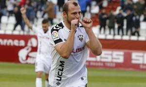 Зозуля забив перший гол за Альбасете в сезоні