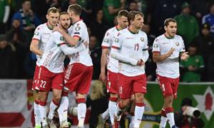 Білорусь на останніх хвилинах перемогла Естонію