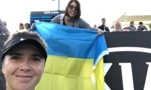 Світоліна подарувала уболівальниці квиток на свій матч