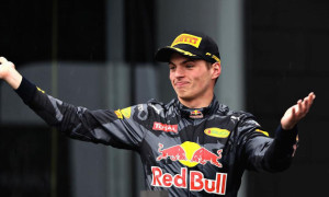 Ферстаппен здобув перемогу на Гран-Прі Австрії