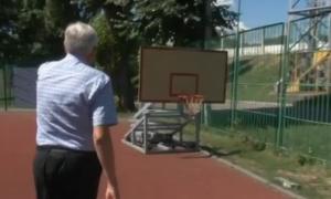 У Черкасах 12-річного хлопчика покалічив баскетбольний щит