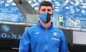 Маліновський у запасі Аталанти на матч з Реалом