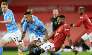 Манчестер Юнайтед - Манчестер Сіті 0:0. Огляд матчу
