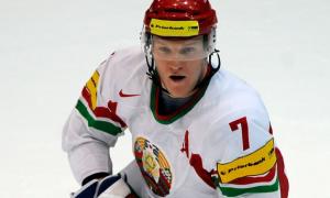 Білоруський хокеїст вражений жорстокістю силовиків